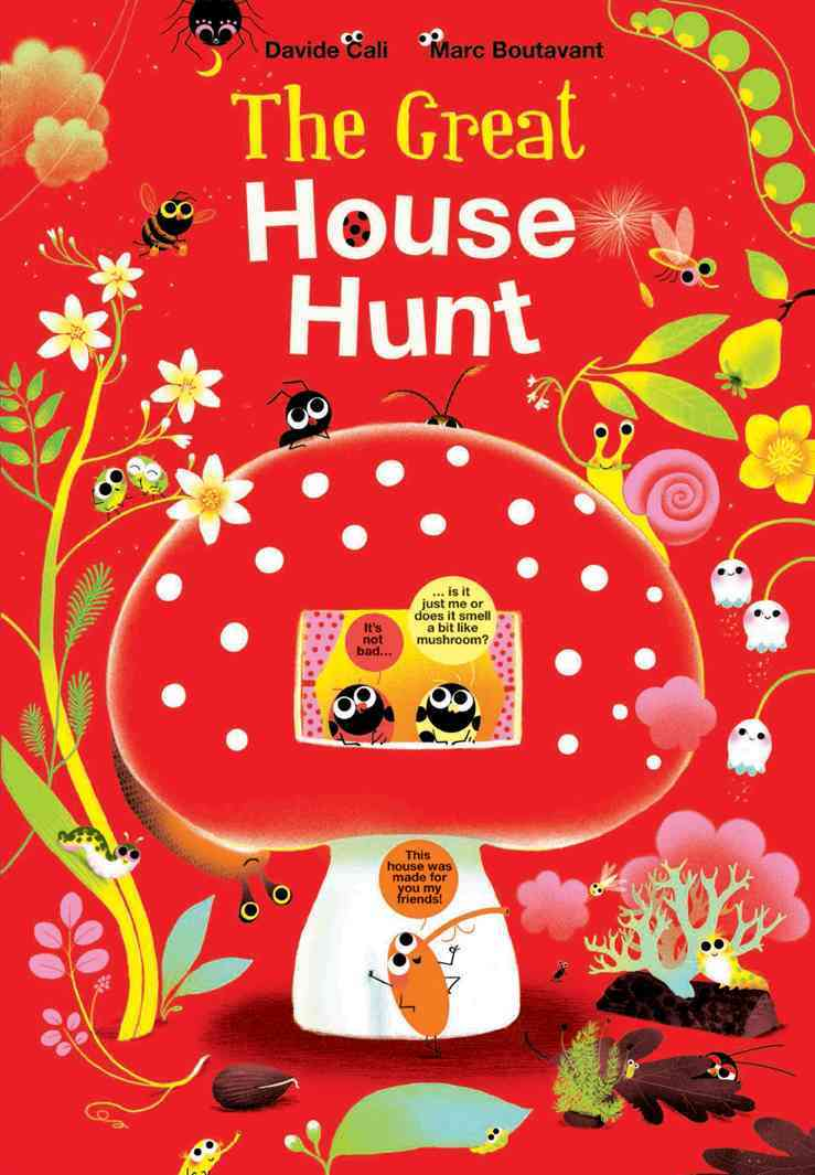 The Great House Hunt By Cali, Davide/ Boutavant, Marc (ILT)